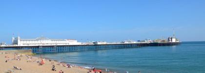 Brighton summer time