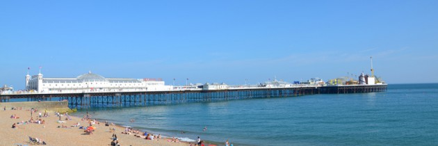 Brighton summer time